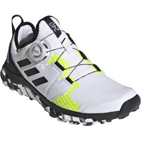 adidas TERREX Agravic Boa Trail Running Shoes Women, blanco